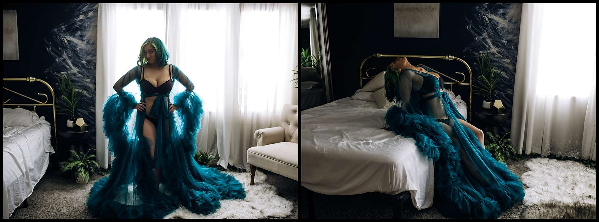 Luxe Teal Robe Blog_0185