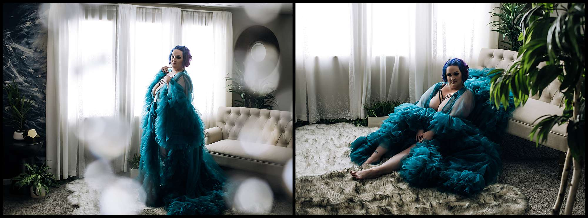Luxe Teal Robe Blog_0186