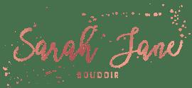 Sarah Jane Boudoir Logo