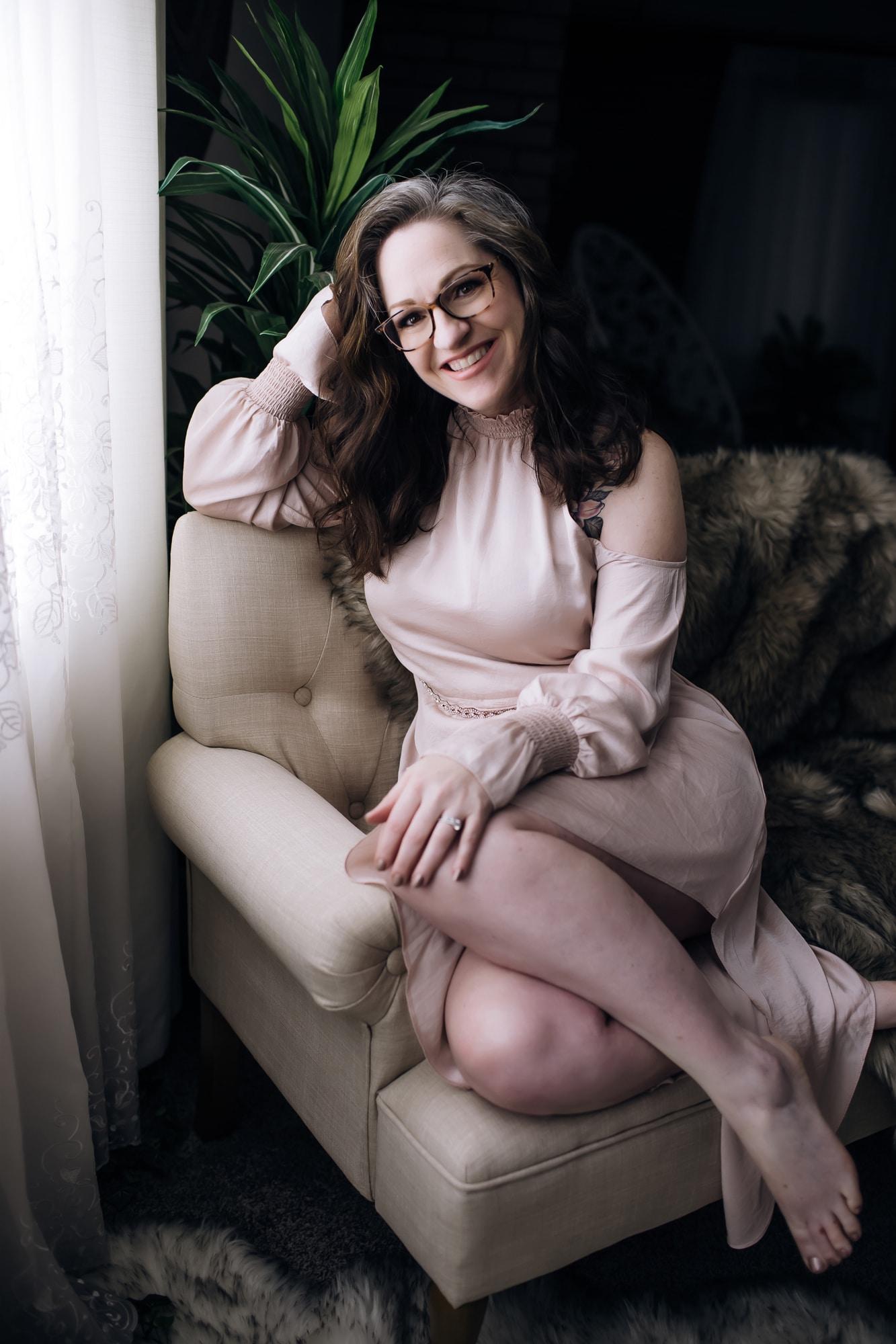 Sarah Jane of Sarah Jane Boudoir